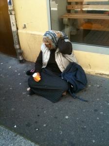 mendiante rom