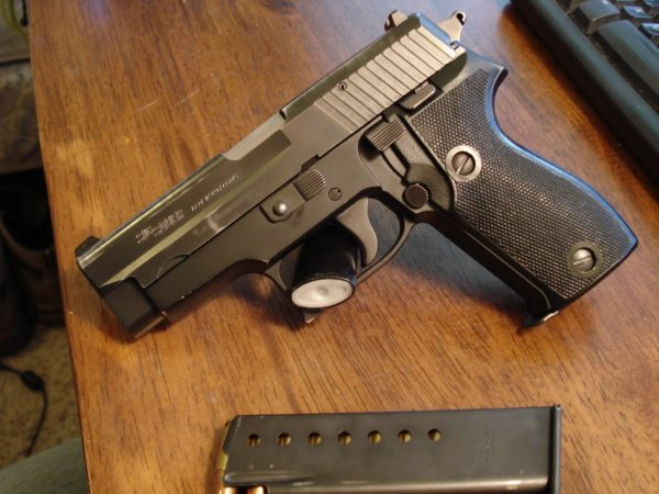 Sig Sauer, fabrication Suisse