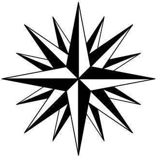 """Emblème de l'organisation criminelle, les """"Voleurs dans la loi"""""""