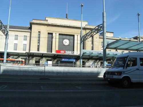 gare Genève