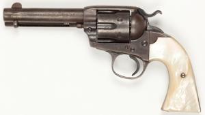 colt revolver pistolet