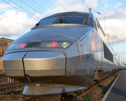 TGV Genève train