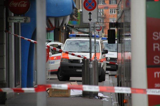camionette police zurich
