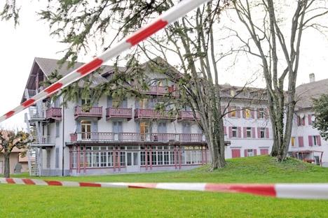 centre requérants asile bex