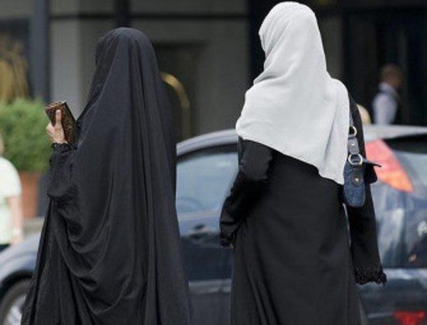 Des touristes arabo-musulmanes à Genève. Image: Keystone