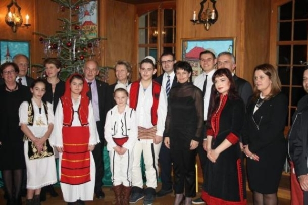 Conseil fédéral souper kosovar noël