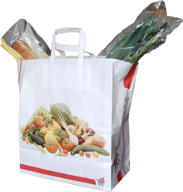 sac papier commissions