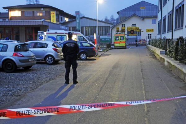 aargau Polizei ambulance crime