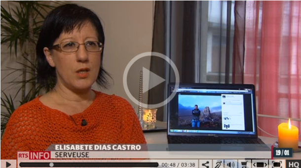 reportage RTS immigration portugaise