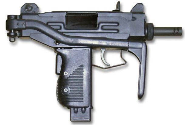 uzi micro arme flingue pistolet fusil