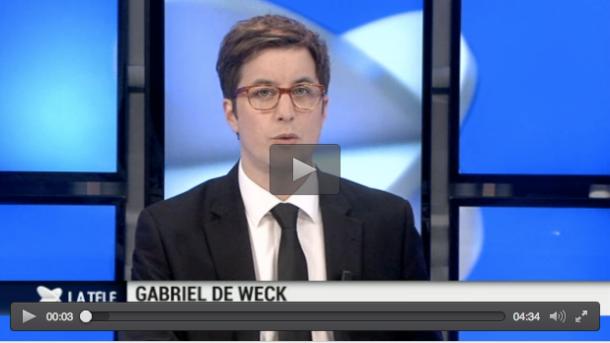 La Télé EPFL reportage TV