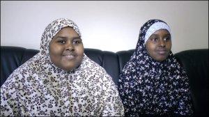 ado voilées islam somaliennes black africaines