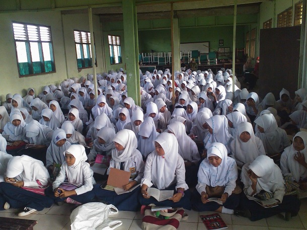 école islamique foulard voile