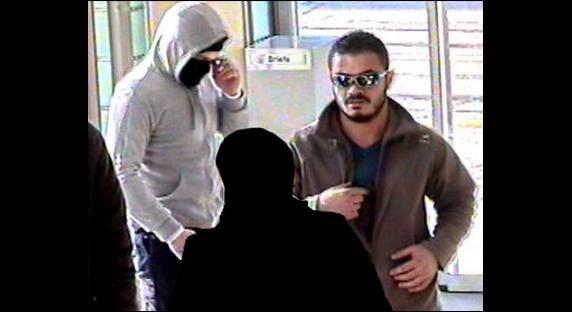 Les deux individus ont tiré des coups de feu avant d'emporter plusieurs dizaines de milliers de francs.