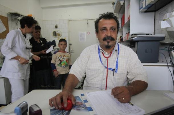 Roma Gypsies Bulgaria médecin docteur hôpital