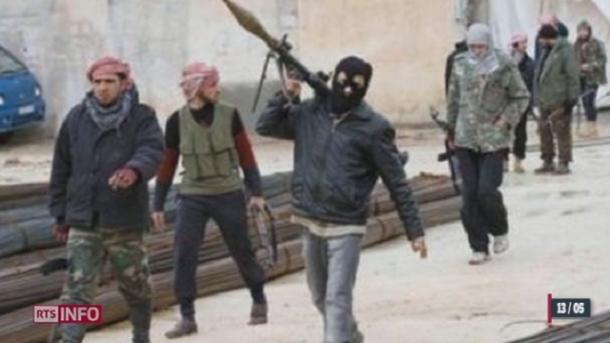 jihad islam combat lance-roquette islam