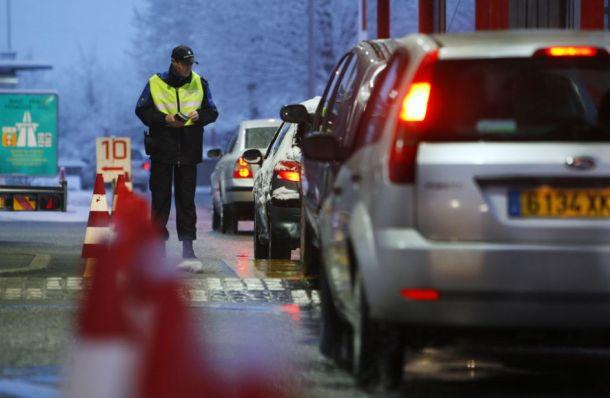 douane bardonnex genève garde-frontière Genève
