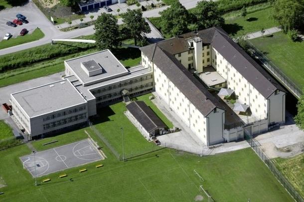 prison Bellechasse Fribourg pénitencier