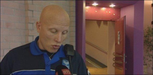 Patrick Siron est le président du syndicat de la police neuchâteloise