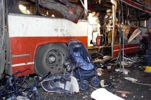 attentat islamiste bus bombe