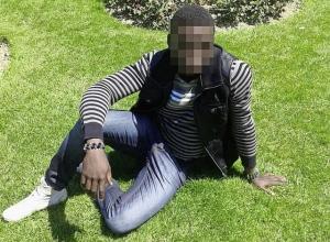 congolais black africain