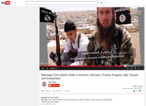 Des djihadistes de l'Etat islamique appellent leurs «frères suisses» aucombat