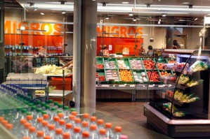 Migros supermarché magasin