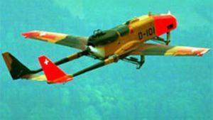 drone armée suisse
