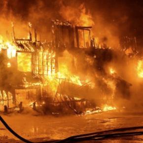 Incendie criminel entre Somaliens à Zürich: il saute du 3ème étage pour échapper auxflammes