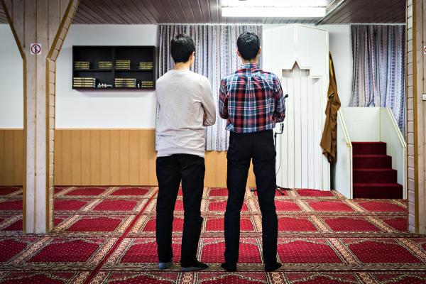 Schüler verweigert Handschlag, Faysal-Moschee Basel